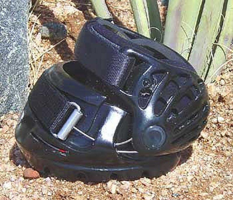 Renegade Ice Boots Schwarz